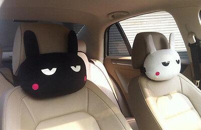 2pcs cute totoro cartoon car headrest
