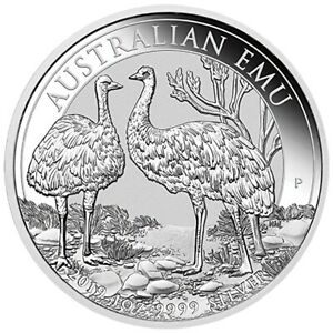 2019-Australian-Emu-1oz-9999-Silver-Bullion-Coin-The-Perth-Mint