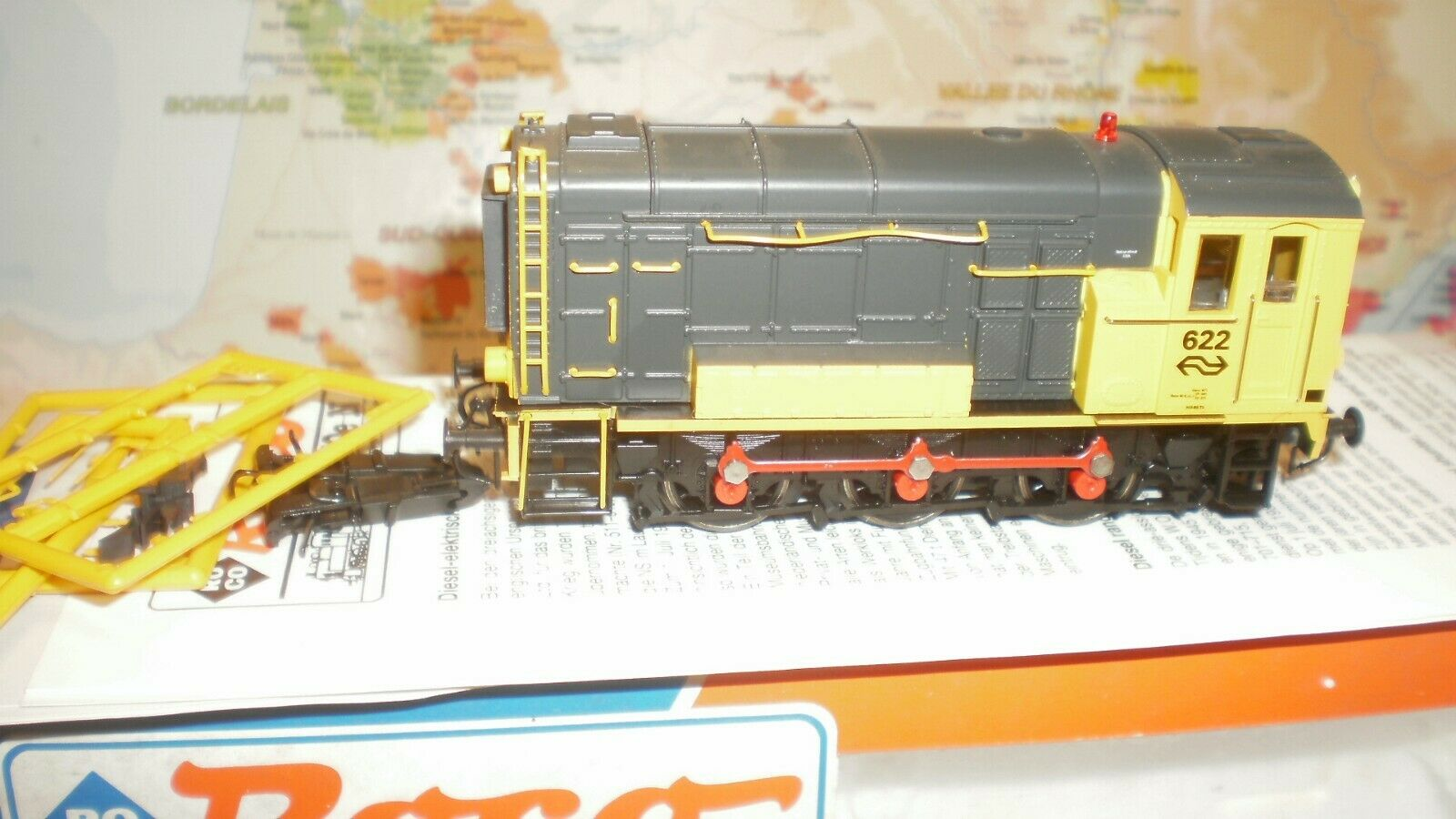 Loco diesel série 622 de Hippel NS Roco HO