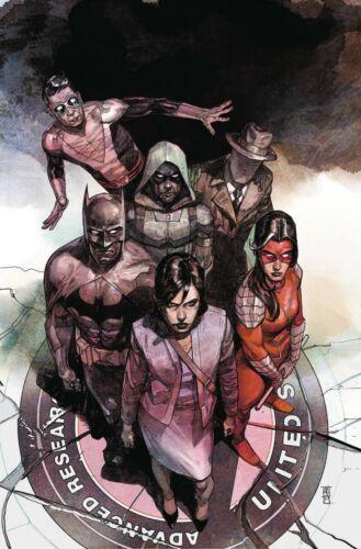 Event Leviathan #2 DC Comics 1st Print EXCELSIOR BIN