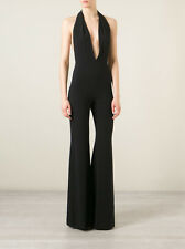 **BALMAIN** Halterneck Jumpsuit All in One **RUNWAY PIECE**