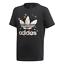Adidas Tee T-Shirt Bambino FM4895 Black Multco