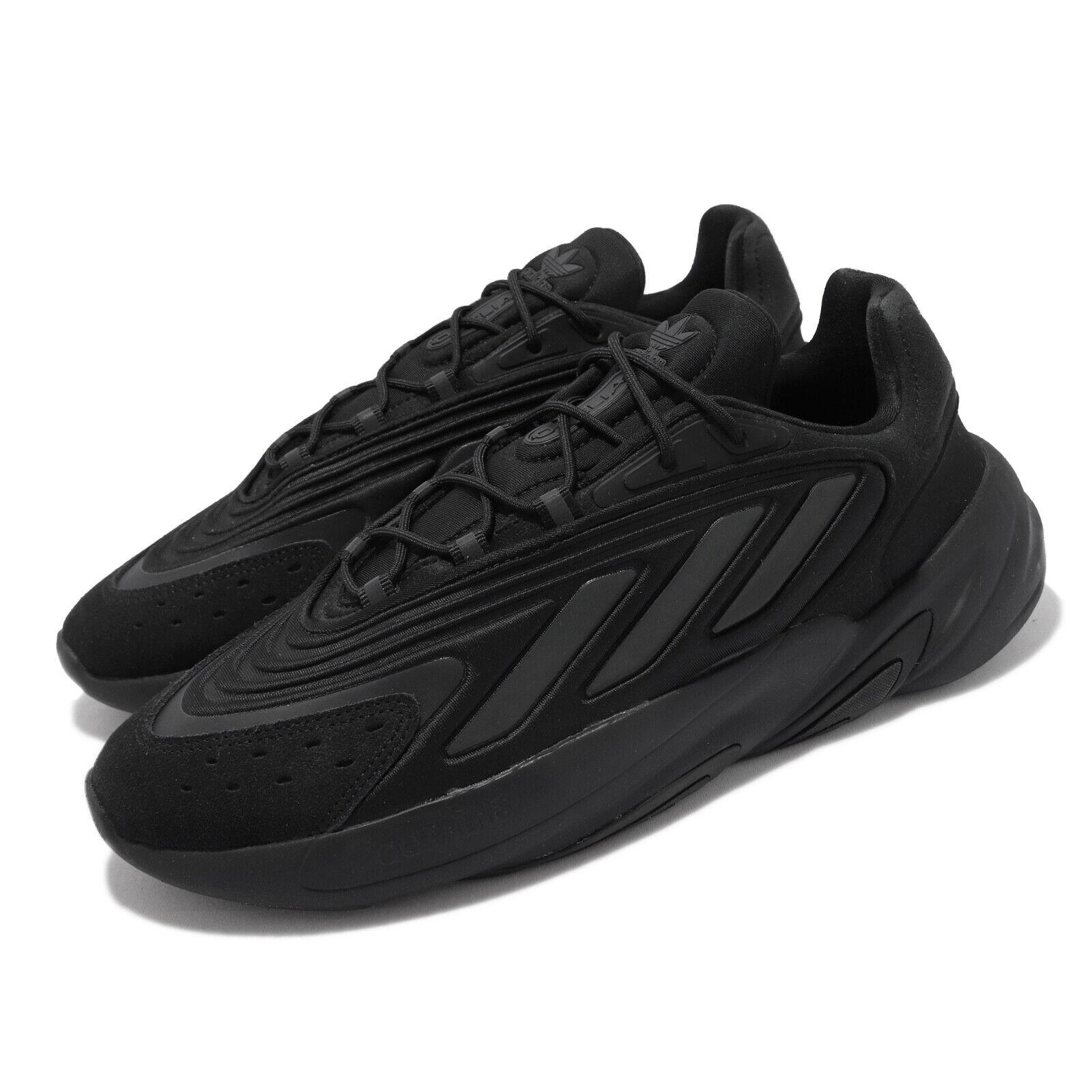 adidas Originals Ozelia Triple Black Men Unisex Casual Lifestyle Shoes H04250