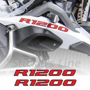 Adesivi-BMW-R1200-GS-Adventure-scritte-adesive-R1200-Becco-Anteriore-Rosso-Nero