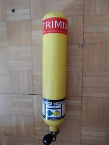 Details about TRIMIX Cylinder Tank ID Decal Sticker Rebreather Sidemount  Tech Trimix Scuba