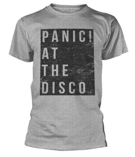 Panic At The Disco /'Black Box/' T-Shirt NEW /& OFFICIAL!