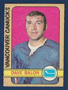DAVE-BALLON-72-73-O-PEE-CHEE-1972-73-NO-162-NRMINT