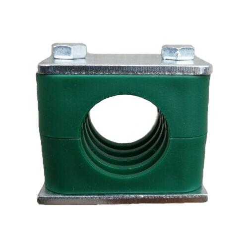 STAUFF Rohrschelle Schellenkörper Standard-Baureihe Polypropylen 6.4mm-44.5mm