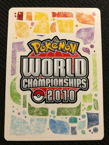 Cyclone Energy 94//100 World Championship PROMO Uncommon Pokemon TCG