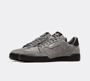Adidas Continental 80 Trainers Grey