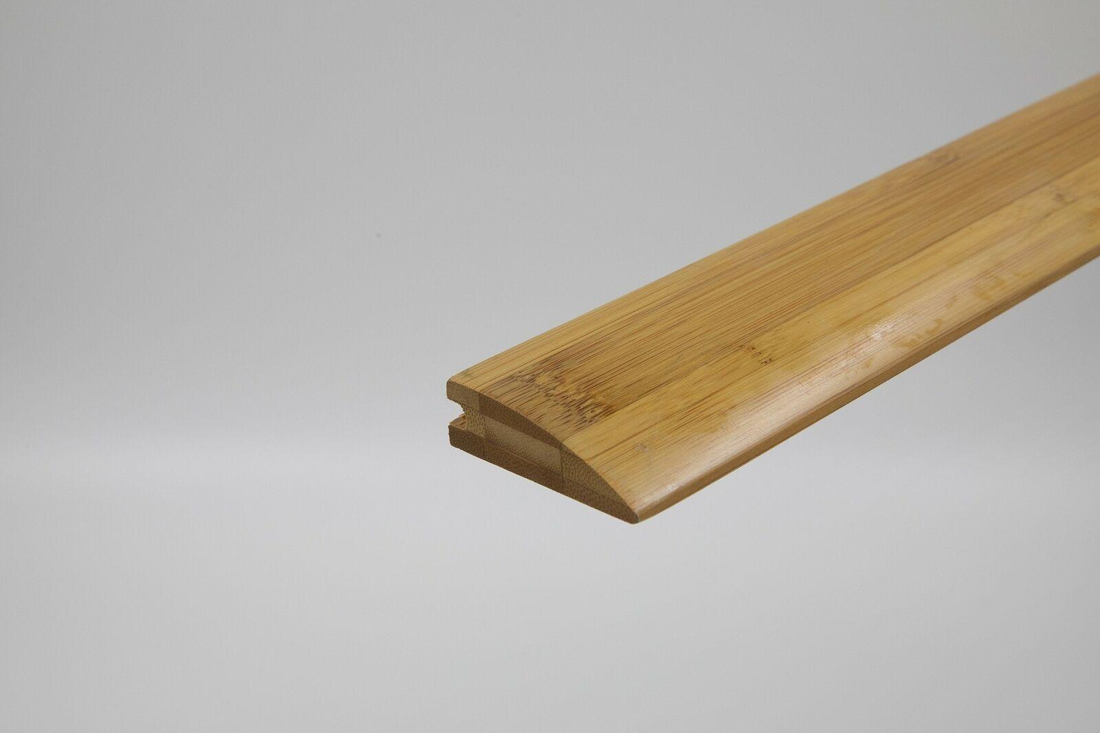Barre De Seuil Parquet barre de seuil bambou seuil de niveau café 1.90 m | ebay