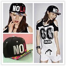 Hot Song Ji Hyo Running Man NOLA Women Adjustable Snapback Baseball hat Cap New