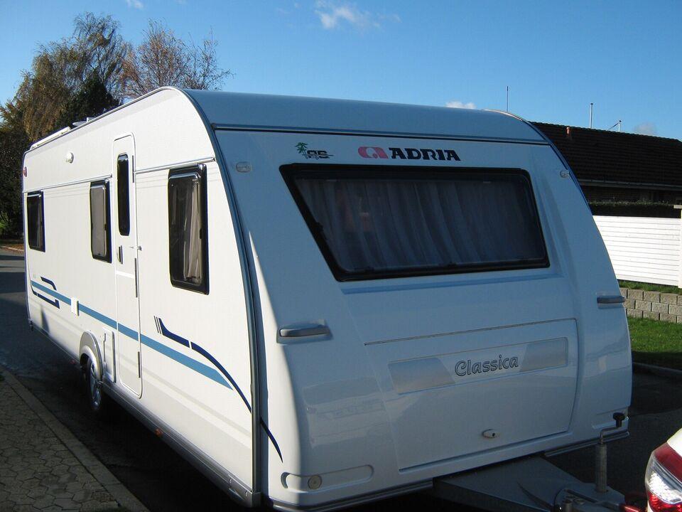 Adria Classica 663 UK, 2010, 1450 kg egenvægt