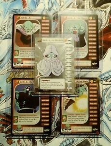 Dragon-Ball-Z-Score-CCG-Garlic-Jr-personality-Lv-1-4-amp-HT-Trunks-Saga