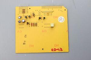 gt-gt-STUDER-A710-REVOX-B710-lt-lt-Audio-Logic-PCB-Board-Card-Tape-Deck-Parts-RD42