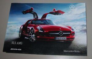 Auto Prospekt Mercedes Benz SLS AMG C 197 R 197 Preisliste November 2009! - Wilhelmshaven, Deutschland - Auto Prospekt Mercedes Benz SLS AMG C 197 R 197 Preisliste November 2009! - Wilhelmshaven, Deutschland