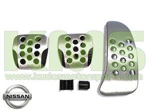 Sports-Pedal-Set-Aluminium-to-Suit-Nissan-Skyline-R34-GTR
