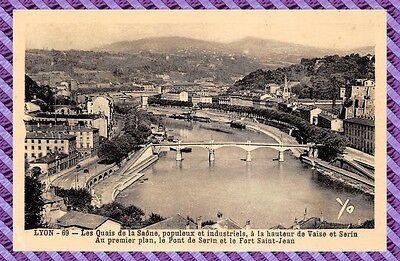 Lyon, Les Quais De La Saone 2019 úLtimo Estilo De Venta En LíNea 50%