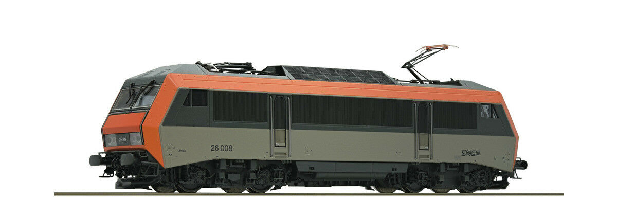 ROCO 79856, E-Lok bb26000, SNCF, SNCF, SNCF, corrente alternata AC Digital Sound, NUOVO 0568f5