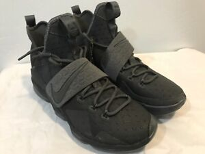 size 40 acbec 9033d Details about LeBron XIV LMTD Nike Basketball Sneaker Zero Dark Thirty  Playoff Edition Limited