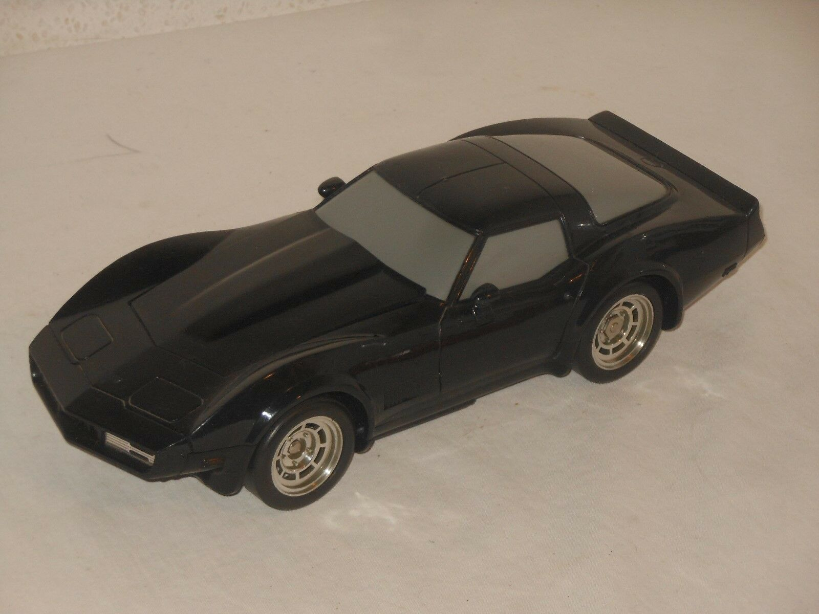 VINTAGE TOY - CHEVROLET CORVETTE COMPUTER COMMAND 255 - CAR - LJN 28 cm