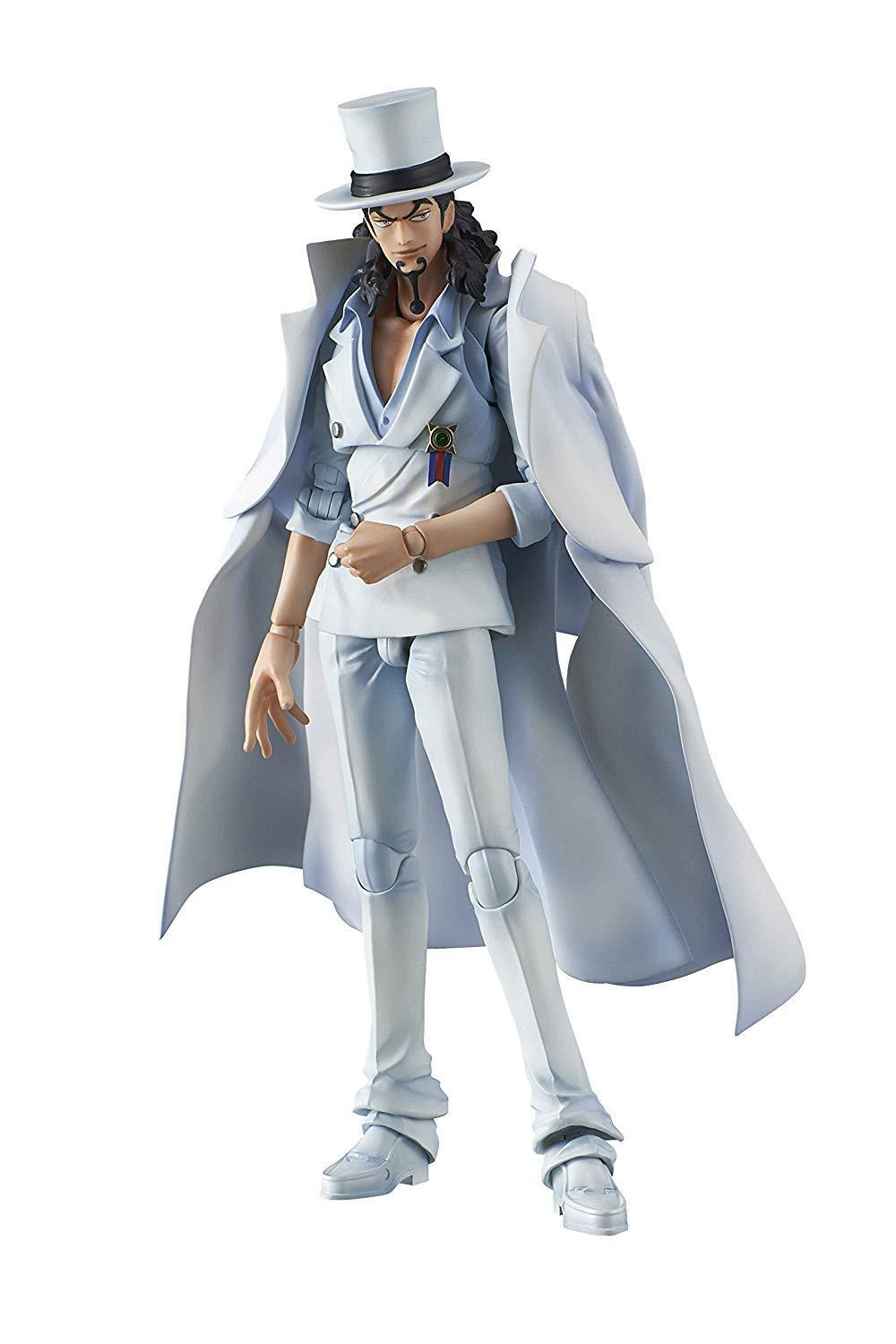 Megahouse Variable Action Heroes ONE PIECE Rob Lucci Ruch Action Figure