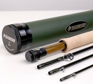 FREE 2 DAY SHIPPING FREE HARDY REEL Sage X Fly Rod 9 FT 7 WT