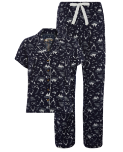 Womens Harry Potter PJ Pyjamas size 8 10 12 14 16 18 20 22 Womans PJS Ladies