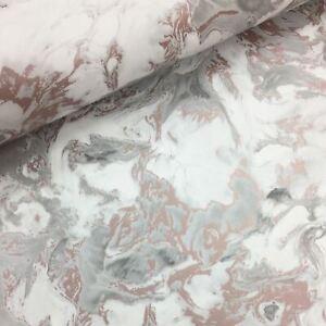 Marbre-Papier-Peint-166502-Dore-Rose-Muriva-Tourbillons-Couloirs