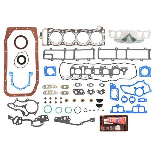 Oversize Thickness Full Gasket Set Fit 85-95 Toyota 4Runner Pickup Celica 22R