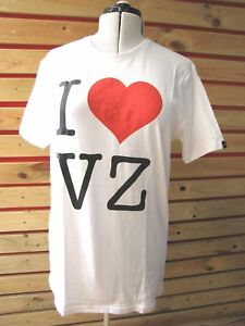 New-VON-ZIPPER-MENS-L-BOYS-XL-Sport-T-Shirt-BOXER-TOP-white-RRP-49-BARGAIN