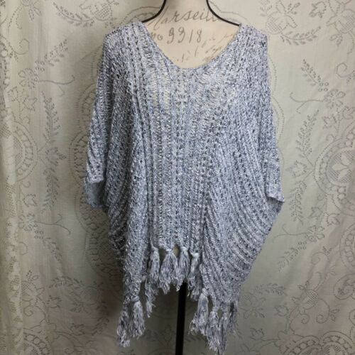 Margaret O'Leary -Marled Batwing Sleeved Sweater