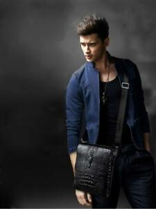 Men-039-s-Leather-Messenger-Shoulder-Bag-Handbag-iPad-Briefcase-Crossbody-SatchelBag