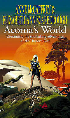 """AS NEW"" Acorna's World (The Acorna Series), Scarborough, Elizabeth Ann, McCaffr"