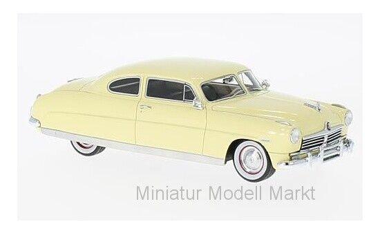 44646 - Neo Hudson Commodore Coupe-Color beige claro - 1948 - 1 43