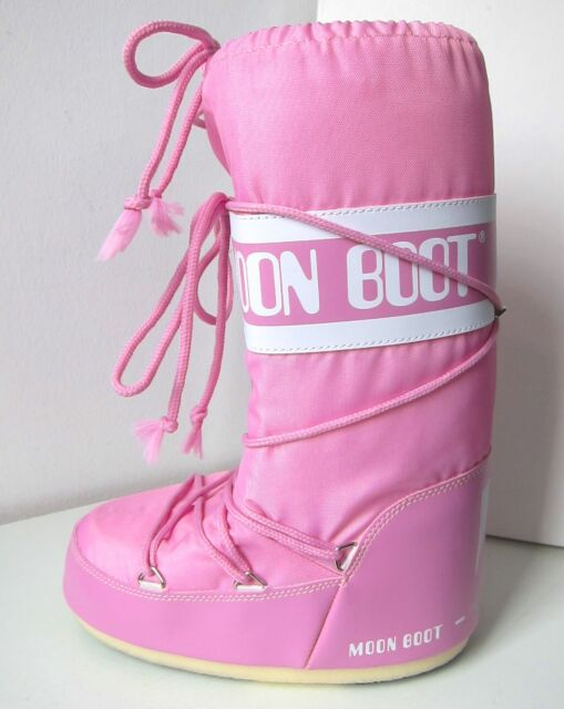 free shipping 202ca 8ba06 Moon Boot Winterstiefel Kinder Pink EUR 31