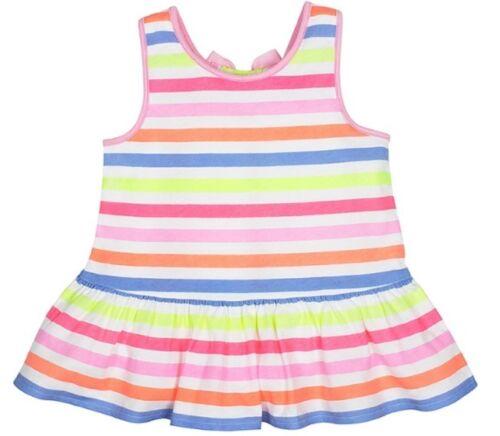 Gerber Graduates Toddler Girl Sleeveless Tunic Top Sizes 3T,4T,5T NEW Adorable