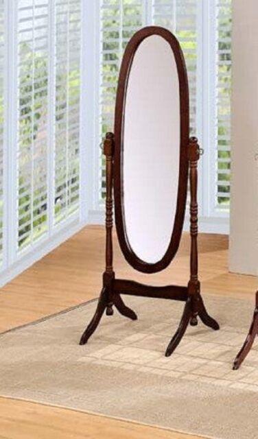 Free Standing Floor Mirror Stand Up