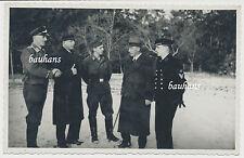 Foto Soldat Kriegsberichterstatter d. Luftwaffe Ärmelb und Marine Soldat  (K924)