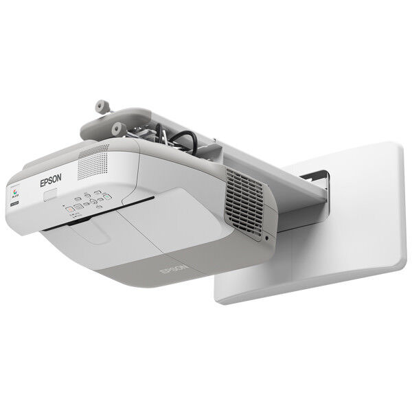 EPSON EB-455Wi Ultra Short Throw Projector:2500 ANSI LUMENS:BrightShowing,308Hrs