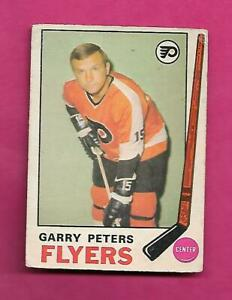 1969-70-OPC-171-FLYERS-GARRY-PETERS-GOOD-CARD-INV-C4318