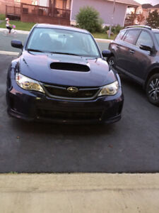 2012 Subaru WRX-modified