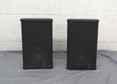 advent mini advent indoor outdoor 2 way speakers black. Black Bedroom Furniture Sets. Home Design Ideas