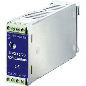 TDK-Lambda-dpx15-48wd05-Guia-DIN-Suministro-Electrico