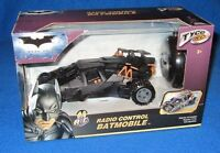 Tyco Rc Batman Little Rides Radio Control Batmobile 27 Mhz M0665
