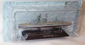 Contemplatif Nürnberg Navire Monté Sur écran Socle échelle 1:1250 Neuf En Pack Kz22-afficher Le Titre D'origine Blanc De Jade
