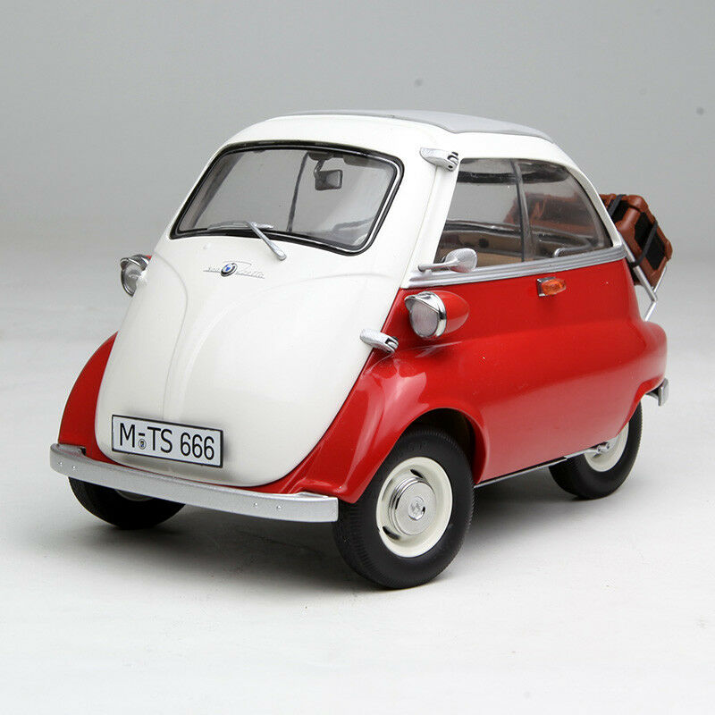 1 12 Kyosho BMW ISETTA Die Cast Model RARE