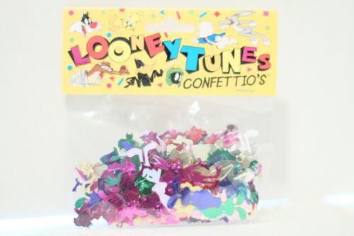 """Looney Tunes Vintage 1996 Confetti /""""Confettios/"""" NEW"""