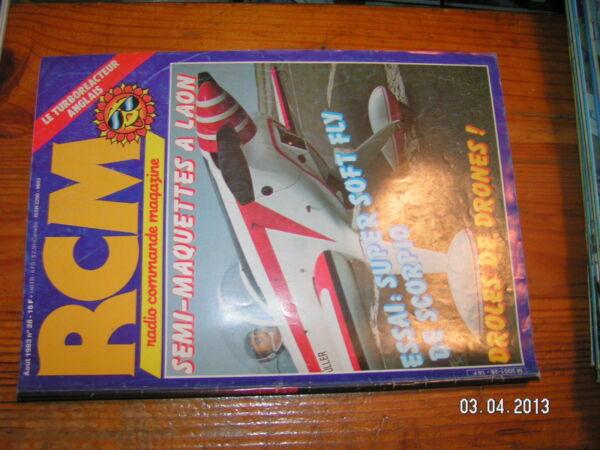 !& RCM n°28 Pilatus B4 Le Rapace Motorisation ASW 22 Turboreacteur Dalotel DM165