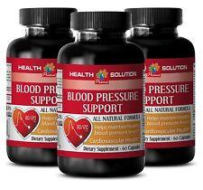 Keep Normal Sodium Level - Blood Pressure Complex -  Garlic Capsules 3B